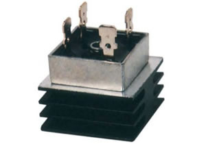 Однофазный мостовой выпрямитель, принцип работы, описание