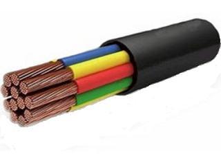Силовые кабели с резиновой изоляцией: применение, конструкция, марки