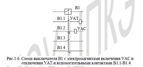 АВР (автоматический ввод резерва) линий, схемы, принцип работы