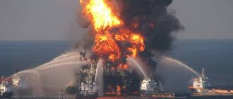 Экологические проблемы нефтяной промышленности