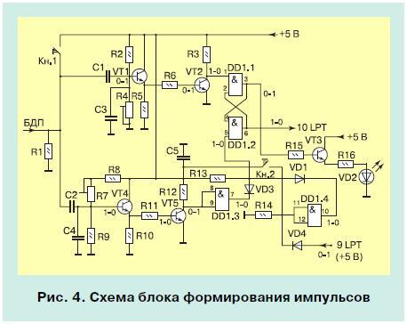 Контроль тока в распределительных линиях электропередачи 10 кв 4