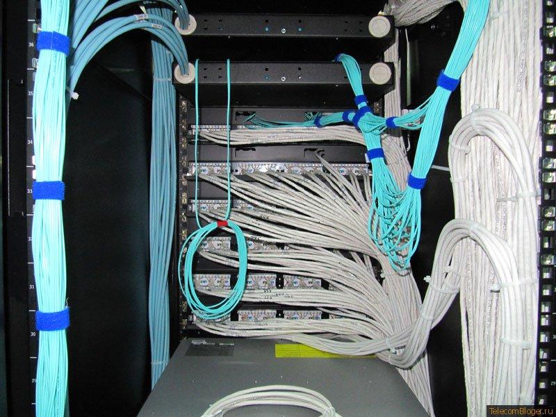 Для чего нужны кабельные линии связи