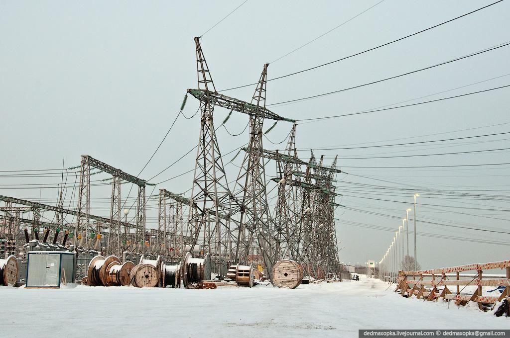аварийная разгрузка электрических сетей