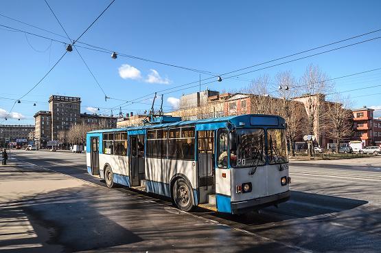 Электробезопасности троллейбуса 1