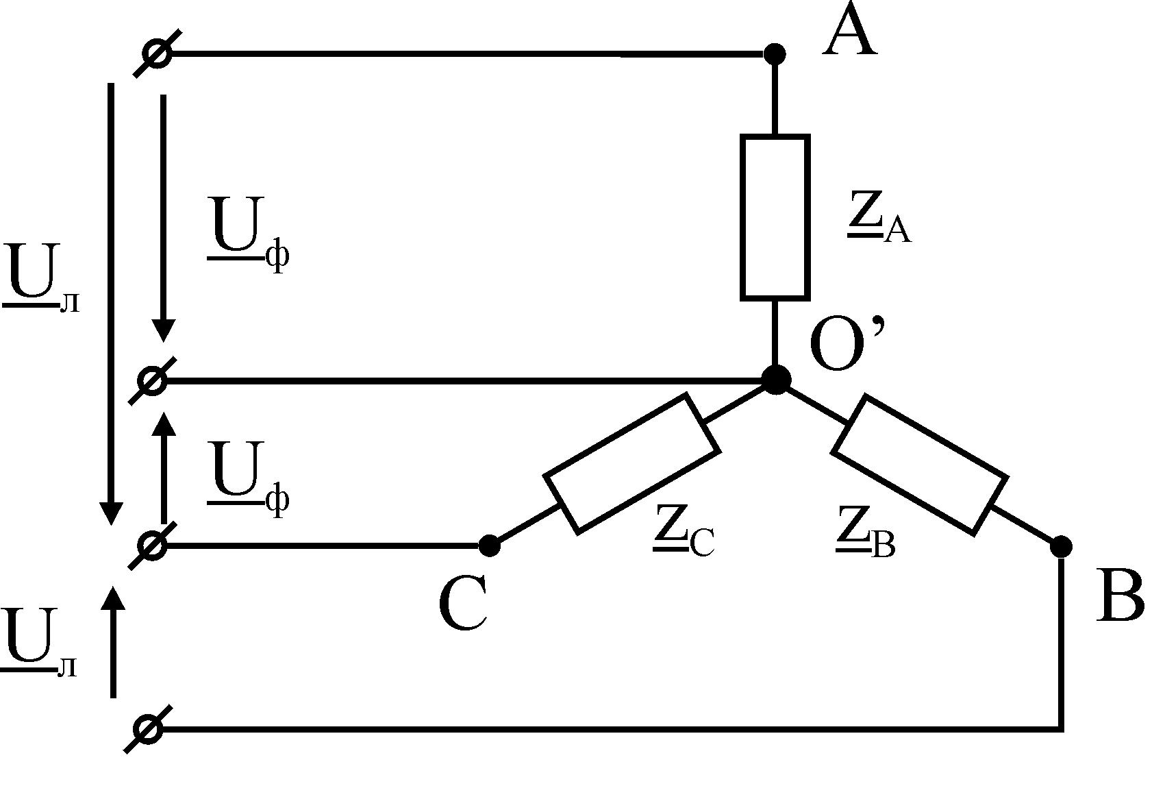 Линейные и фазные <a href=