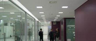 Применение люминесцентные ламп