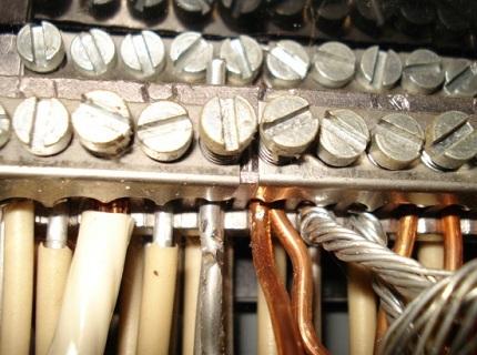 Соединение медных и алюминиевых проводов 1