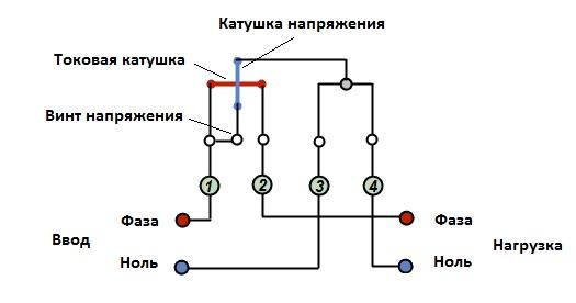 Подключение однофазного электросчетчика: схемы и перечень действий