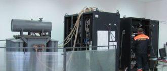 Испытания высоковольтных трансформаторов