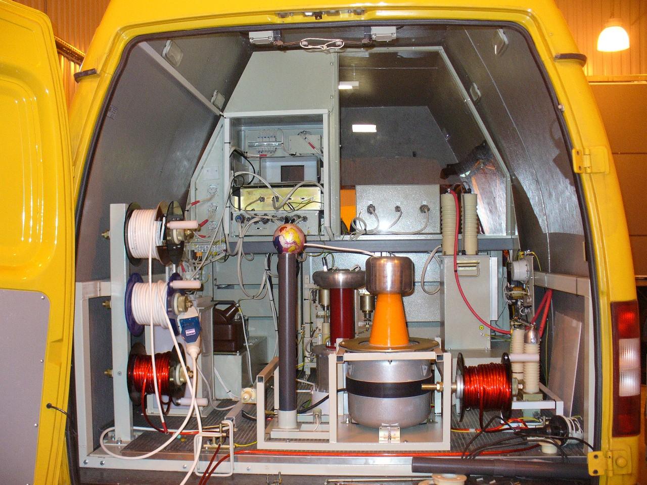 Особенности электротехнических лабораторий