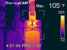 Тепловизор в энергетике 2