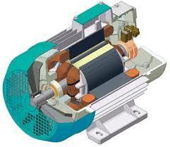 Асинхронные генераторы, назначение, особенности, принцип работы