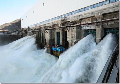 Реферат гидроэнергетика и экология 6258