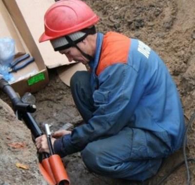 Техника безопасности при работе с кабельными линиями