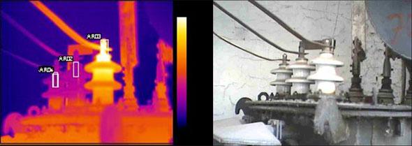 Тепловизионный контроль электрооборудования 4