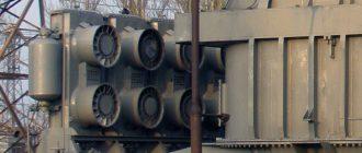 Системы охлаждения трансформаторов 3