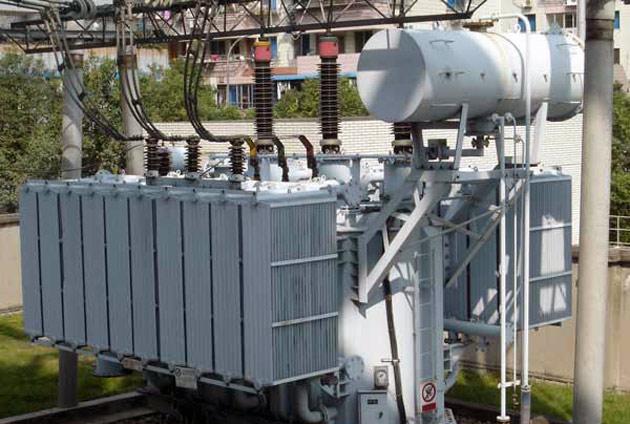 Принцип действия газовой защиты трансформатора 2