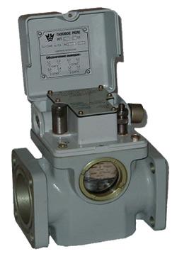 Принцип действия газовой защиты трансформатора 3