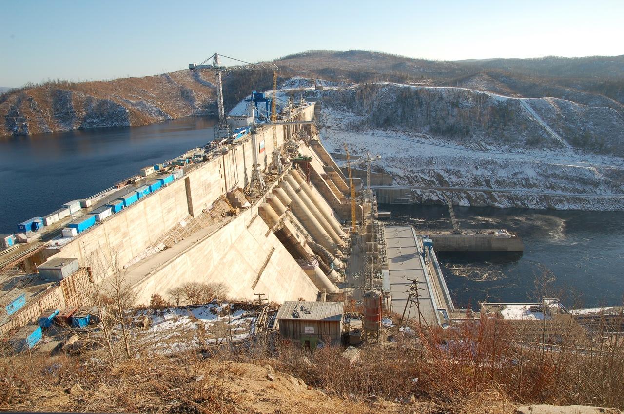 Аккумулирующая гидроэлектростанция
