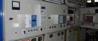Противоаварийная автоматика в электрических сетях