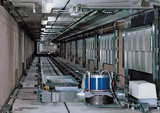 Электрооборудование лифтов 1