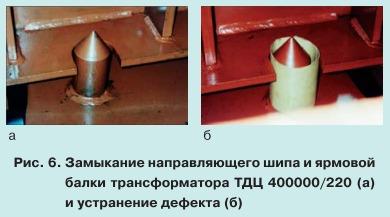 Ремонт силовых трансформаторов с длительным сроком службы 6