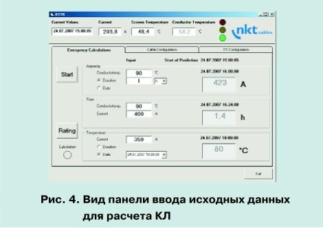 Мониторинг силовых кабельных линий с системой RTTR pic 4
