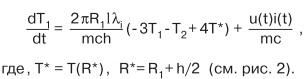 form3-1 Особенности теплового режима нелинейных ограничителей перенапряжений