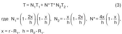 form3 Особенности теплового режима нелинейных ограничителей перенапряжений