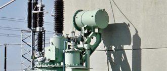 Управляемый шунтирующий реактор