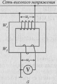 Трансформаторы Устройство и принцип работы ТН</h2><p>Измерительный трансформатор конструктивно практически не отличается от стандартных <a href=