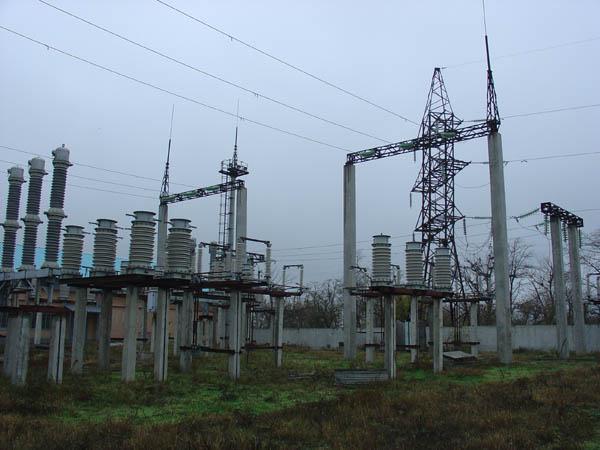 Распределительные устройства второго уровня энергосистемы (2УР)