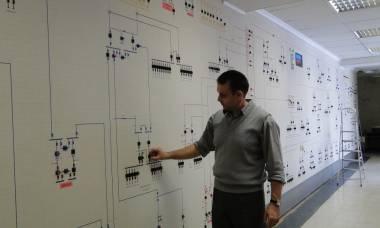 Структурные схемы основных типов понизительных и тяговых подстанций