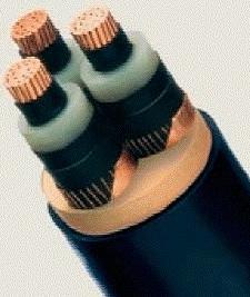 Силовые кабели с газовой изоляцией (газовые линии)