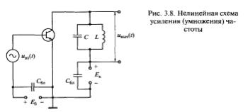 Нелинейное усиление и умножение частоты: схемы, режимы