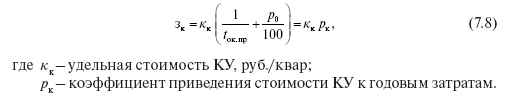 Влияние реактивной мощности на экономические и технические характеристики сетей: формулы