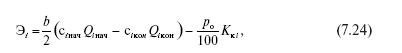 Выбор оптимальной мощности КУ в узлах сложной сети